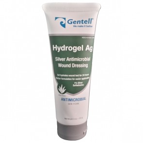 Hydrogel Ag 4oz Tube (silver)
